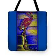 Flamingo IIi Tote Bag