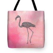 Flamingo3 Tote Bag