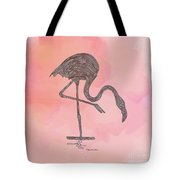 Flamingo4 Tote Bag