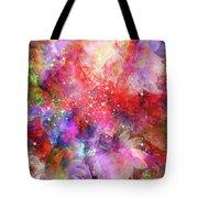 Flammable Imagination  Tote Bag