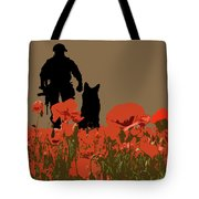 Flanders Fields 11 Tote Bag