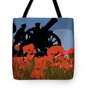 Flanders Fields 4 Tote Bag