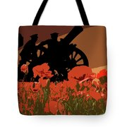 Flanders Fields 1 Tote Bag