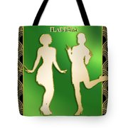 Flappers 3 Tote Bag