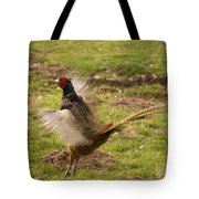 Flapping The Wings Tote Bag