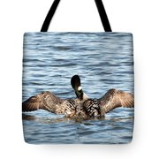 Flapping Wings Tote Bag