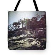 Flare Rock Tote Bag