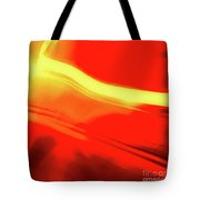 Flash Abstract 561 S Tote Bag