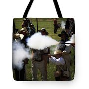 Flash Fire Tote Bag