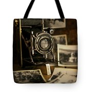 Flash From The Past Tote Bag