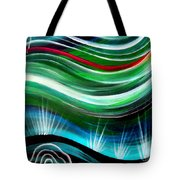 Flashes In Memory. Spring Tote Bag