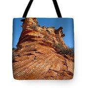 Flat Top Tote Bag