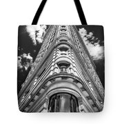 Flatiron Building  Nyc Tote Bag