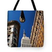 Flatiron District Tote Bag