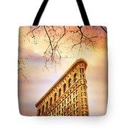 Flatiron Framing Tote Bag