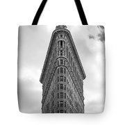 Flatiron Skies Tote Bag