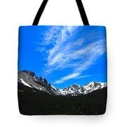 Flats Tops Tote Bag