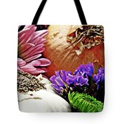 Flavored With Onion And Garlic Tote Bag
