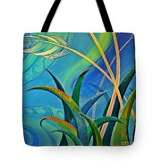 Flax Harakeke By Reina Cottier Tote Bag