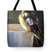 Fledgling Tote Bag