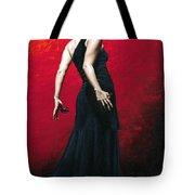 Flemenco Arrogancia Tote Bag by Richard Young