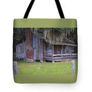 Flemington Farmhouse Chimney Tote Bag