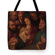 Flemish Artist 16 17th Century. Tote Bag