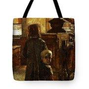 Flemish Tavern Tote Bag