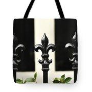 Fleur Di Lis Trio Tote Bag