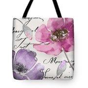 Fleurs De France IIi Tote Bag