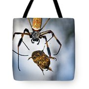 Flew In For Dinner Tote Bag
