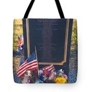 Flight 93 Heros Tote Bag