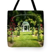 Flight By Heart Tote Bag