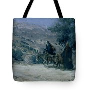 Flight Into Egypt Tote Bag