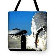 Flight No More Tote Bag