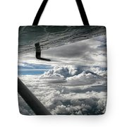 Flight Of Dreams Tote Bag