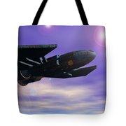 Flight Of The 501st Phoenix Tote Bag