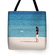 Flight Of The Angel Tote Bag