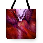 Flight Of The Heart Tote Bag