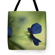 Flight Of The Lobelia  Tote Bag