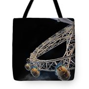 Flight Path Tote Bag