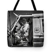 Flight Prep Tote Bag