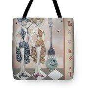 Fling Tote Bag