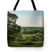 Flint Hills Landscape 784 Tote Bag
