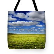 Flint Hills Panorama 1 Tote Bag