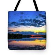 Flint River Part Two Tote Bag