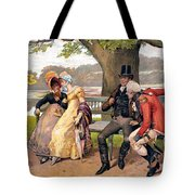 Flirtation, C1810 Tote Bag