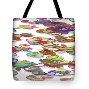 Float On The Water Tote Bag