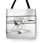 Float Plane Ib10 Tote Bag