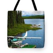 Float Planes Tote Bag